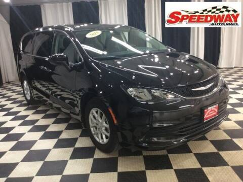 2018 Chrysler Pacifica for sale at SPEEDWAY AUTO MALL INC in Machesney Park IL
