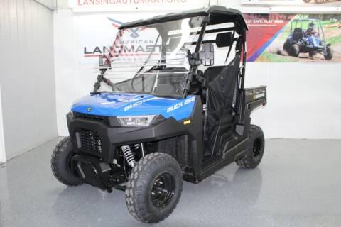 2021 Massimo Buck 250 UTV for sale at Lansing Auto Mart in Lansing KS