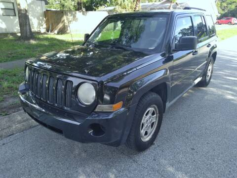 2010 Jeep Patriot for sale at Low Price Auto Sales LLC in Palm Harbor FL