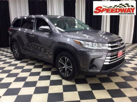 2019 Toyota Highlander for sale at SPEEDWAY AUTO MALL INC in Machesney Park IL