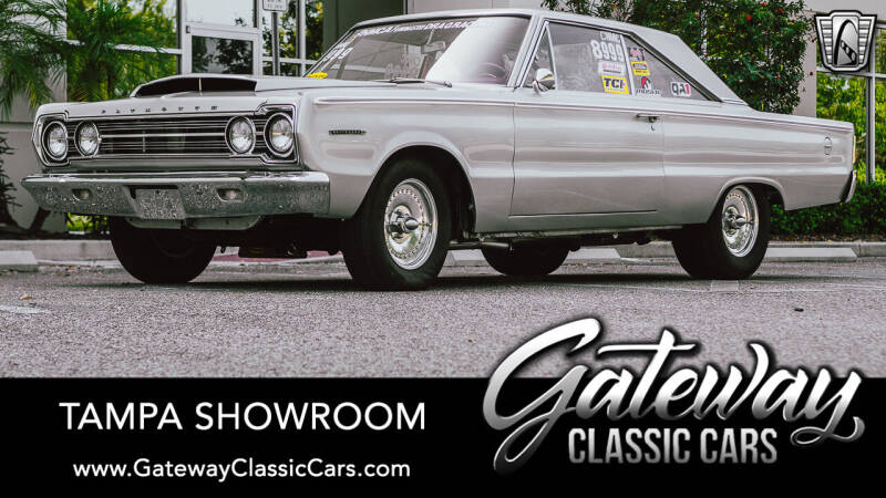 1967 Plymouth Belvedere for sale in Ruskin, FL
