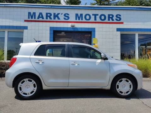 2012 Scion xD for sale at Mark's Motors in Northampton MA