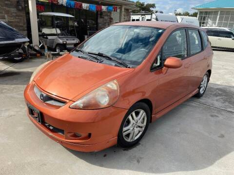 2008 Honda Fit for sale at Autoway Auto Center in Sevierville TN