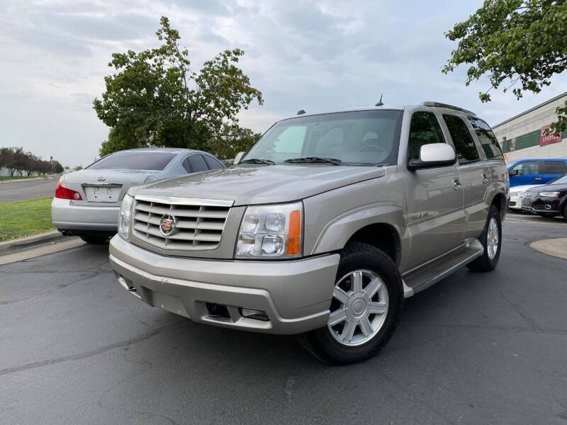 2005 Cadillac Escalade for sale at All-Star Auto Brokers in Layton UT