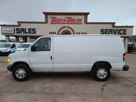 2007 Ford E-Series Cargo for sale at TRUCK N TRAILER in Oklahoma City OK