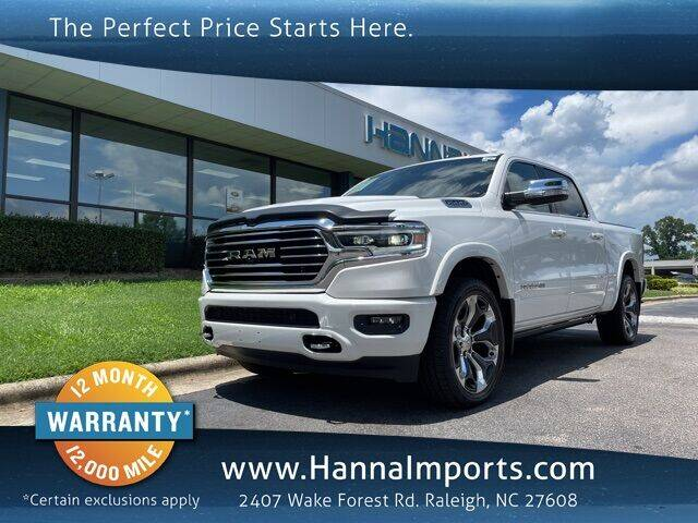 2019 RAM Ram Pickup 1500 for sale in Raleigh, NC