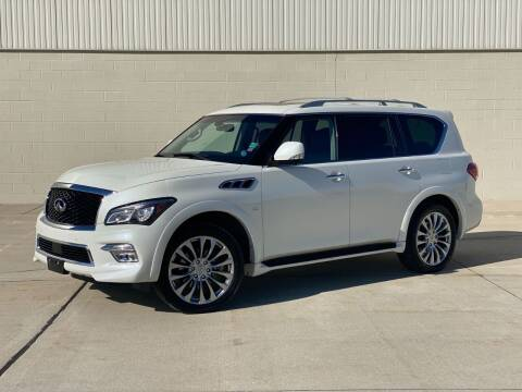 2015 Infiniti QX80 for sale at Select Motor Group in Macomb MI