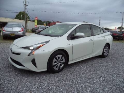 2016 Toyota Prius for sale at PICAYUNE AUTO SALES in Picayune MS