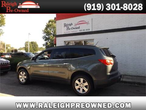 2011 Chevrolet Traverse for sale at Raleigh Pre-Owned in Raleigh NC