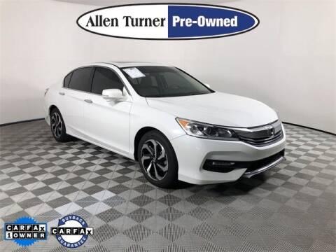 2017 Honda Accord for sale at Allen Turner Hyundai in Pensacola FL