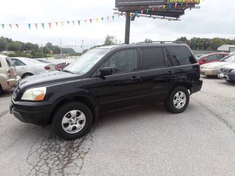 2003 Honda Pilot for sale at BBC Motors INC in Fenton MO
