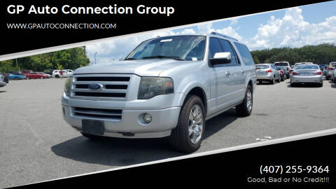 2010 Ford Expedition EL for sale at GP Auto Connection Group in Haines City FL