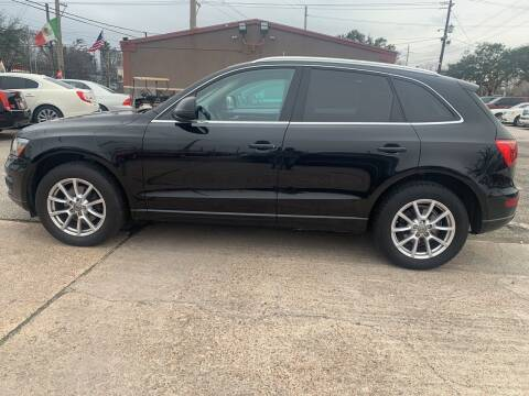 2012 Audi Q5 for sale at FAIR DEAL AUTO SALES INC in Houston TX