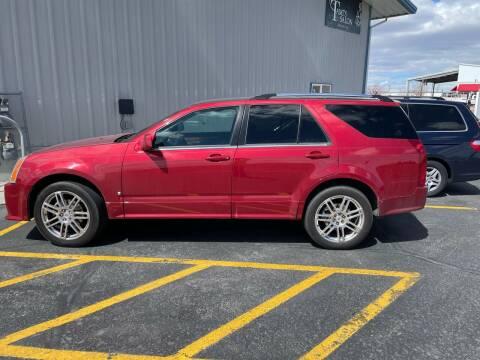 2008 Cadillac SRX for sale at ALOTTA AUTO in Rexburg ID