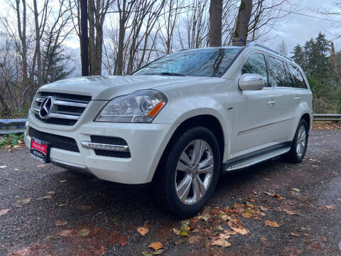 2010 Mercedes-Benz GL-Class for sale at Maharaja Motors in Seattle WA