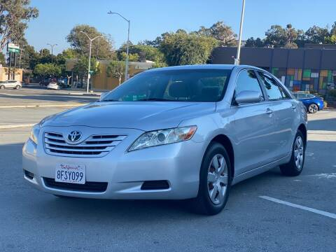 2007 Toyota Camry for sale at Car House in San Mateo CA