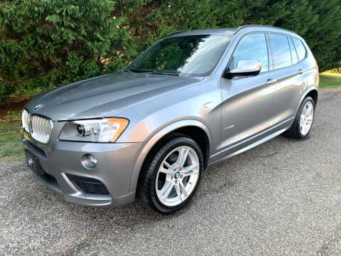 2013 BMW X3 for sale at 268 Auto Sales in Dobson NC