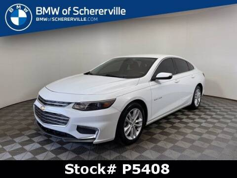 2016 Chevrolet Malibu for sale at BMW of Schererville in Shererville IN