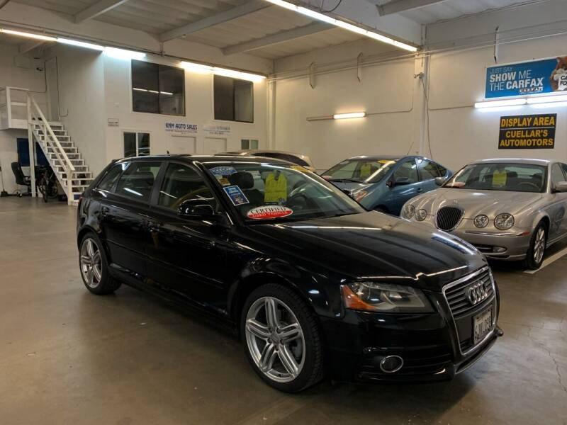 2010 Audi A3 for sale at Cuellars Automotive in Sacramento CA