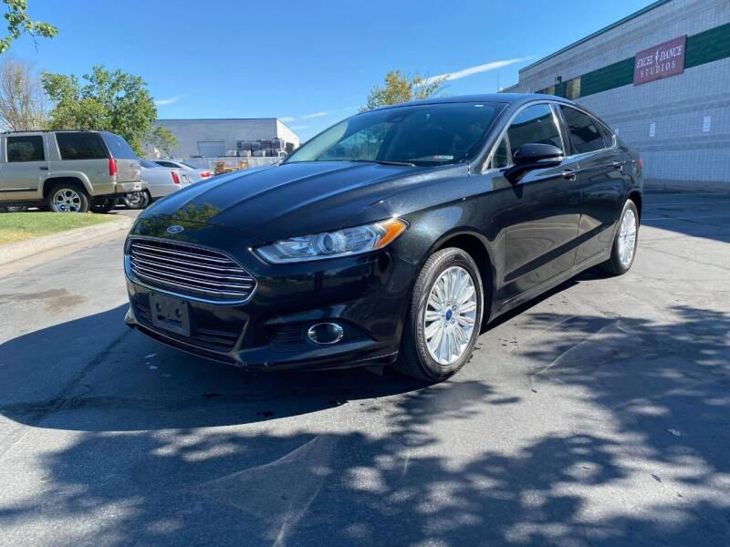 2014 Ford Fusion for sale at All-Star Auto Brokers in Layton UT