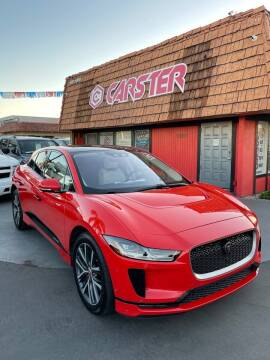 2019 Jaguar I-PACE for sale at CARSTER in Huntington Beach CA