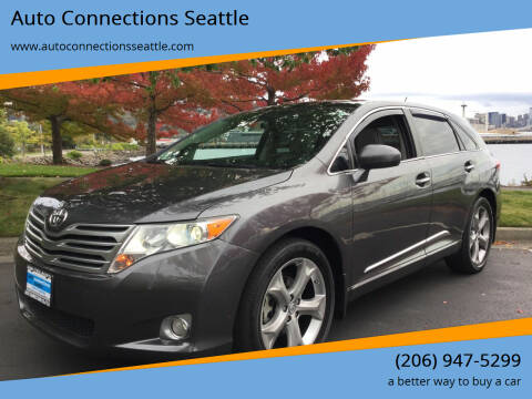 2010 Toyota Venza for sale at Auto Connections Seattle in Seattle WA