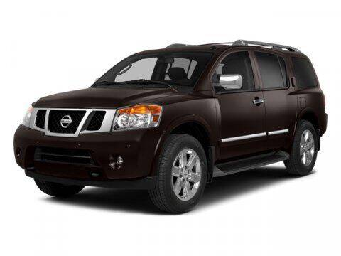 2014 Nissan Armada for sale at Quality Toyota in Independence KS