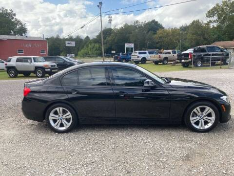 2016 BMW 3 Series for sale at Joye & Company INC, in Augusta GA
