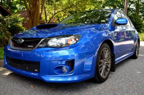 2011 Subaru Impreza for sale at Wheel Deal Auto Sales LLC in Norfolk VA