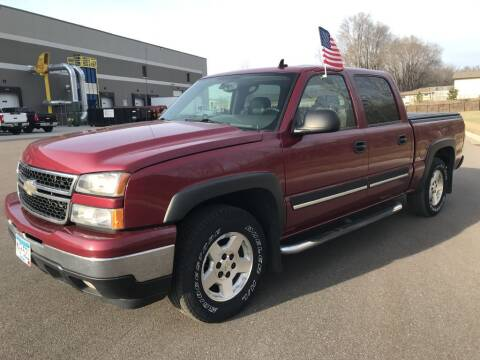 2007 Chevrolet Silverado 1500 Classic for sale at Angies Auto Sales LLC in Newport MN