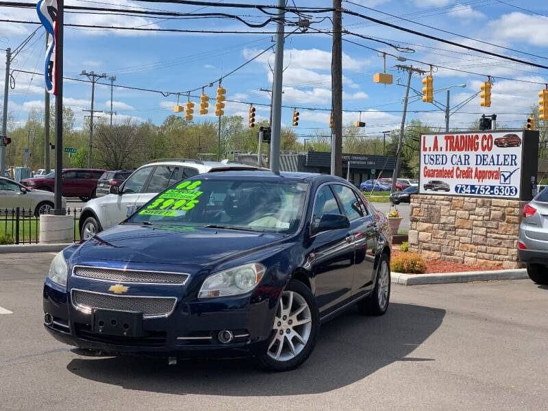 2008 Chevrolet Malibu for sale at L.A. Trading Co. in Woodhaven MI