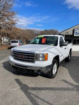 2012 GMC Sierra 1500 for sale at Frontline Motors Inc in Chicopee MA