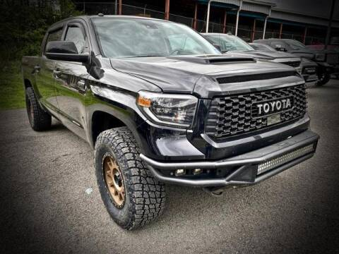2019 Toyota Tundra for sale at Carder Motors Inc in Bridgeport WV