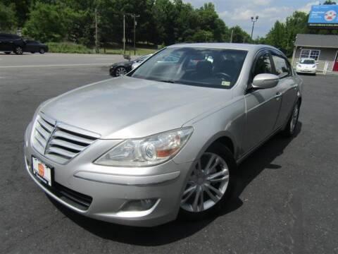 2009 Hyundai Genesis for sale at Guarantee Automaxx in Stafford VA