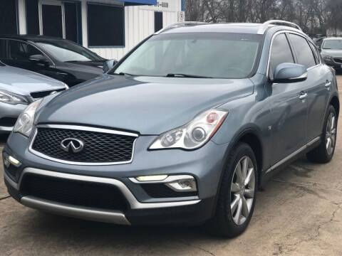 2016 Infiniti QX50 for sale at Discount Auto Company in Houston TX
