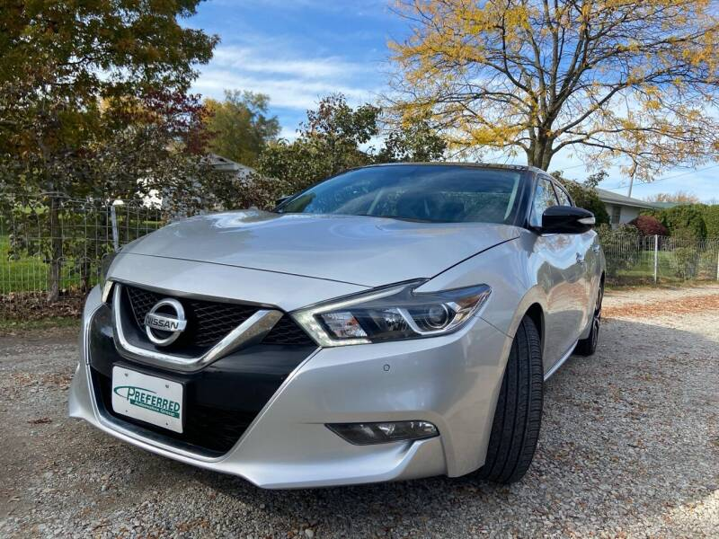 2018 Nissan Maxima for sale at 3M AUTO GROUP in Elkhart IN
