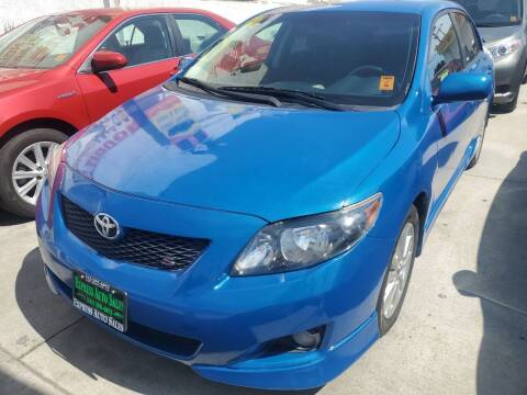2010 Toyota Corolla for sale at Express Auto Sales in Los Angeles CA