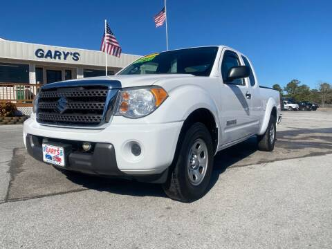 2012 Suzuki Equator for sale at Gary's Auto Sales in Sneads NC