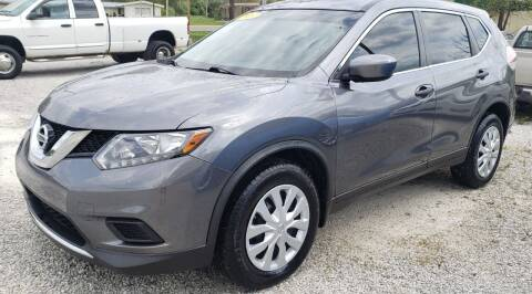 2016 Nissan Rogue for sale at COOPER AUTO SALES in Oneida TN