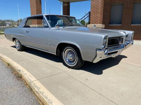 1964 Pontiac Grand Prix for sale at Klemme Klassic Kars in Davenport IA