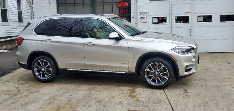 2015 BMW X5 for sale at Carroll Street Auto - Carroll St. Auto Annex Sales & Service in Manchester NH