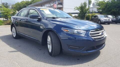 2016 Ford Taurus for sale at A & A IMPORTS OF TN in Madison TN