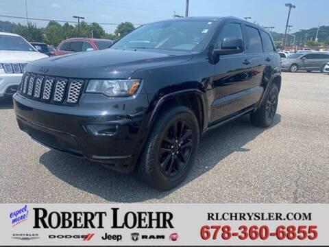 2018 Jeep Grand Cherokee for sale at Robert Loehr Chrysler Dodge Jeep Ram in Cartersville GA