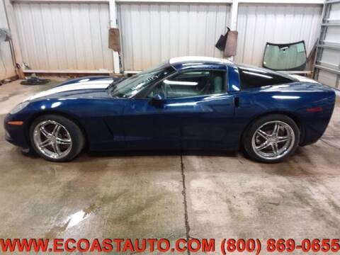 2005 Chevrolet Corvette for sale at East Coast Auto Source Inc. in Bedford VA