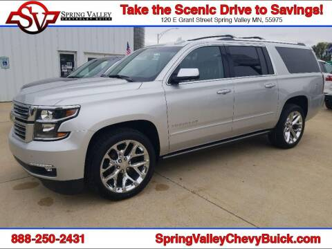 2019 Chevrolet Suburban for sale at Spring Valley Chevrolet Buick in Spring Valley MN
