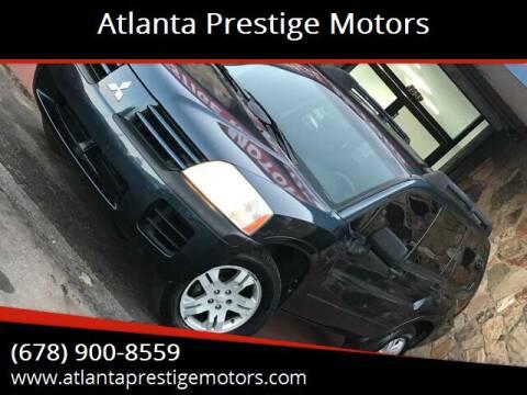2005 Mitsubishi Endeavor for sale at Atlanta Prestige Motors in Decatur GA