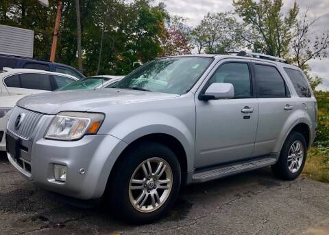 2010 Mercury Mariner for sale at Top Line Import of Methuen in Methuen MA