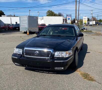 2008 Mercury Grand Marquis for sale at M & J Auto Sales in Attleboro MA