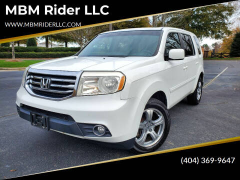 2014 Honda Pilot for sale at MBM Rider LLC in Alpharetta GA