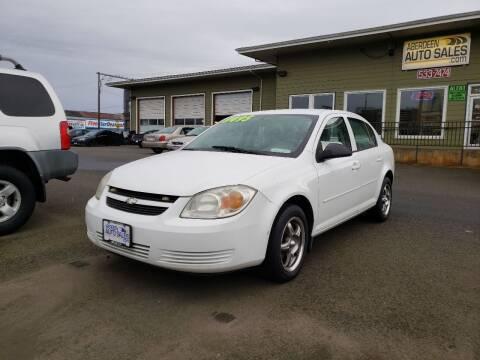 2005 Chevrolet Cobalt for sale at Aberdeen Auto Sales in Aberdeen WA